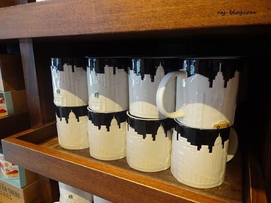 NY限定スタバのマグカップ
