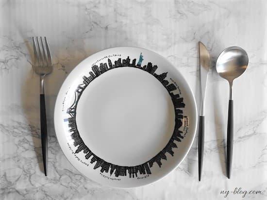 クチポール・ゴアのディナーセット