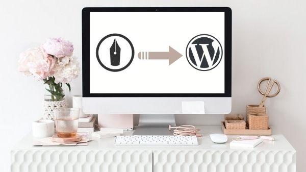 はてなブログからワードプレスへの移行方法